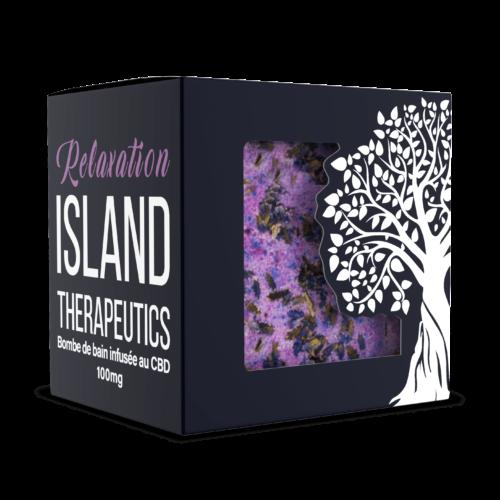 C - Island Therapeutics CBD