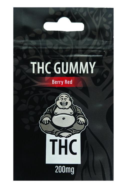 200mg THC Big Buddha Gummy