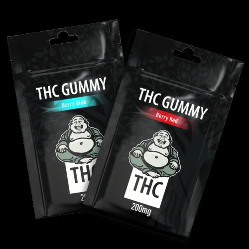 200mg THC Gummy